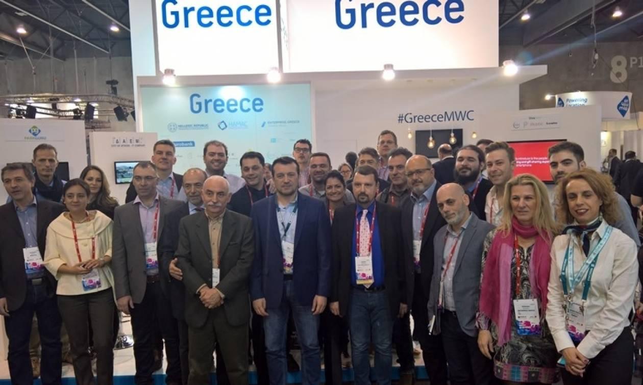 MWC 2017 - Παππάς: Υπερ-ταχεία πρόσβαση για όλους τους Έλληνες