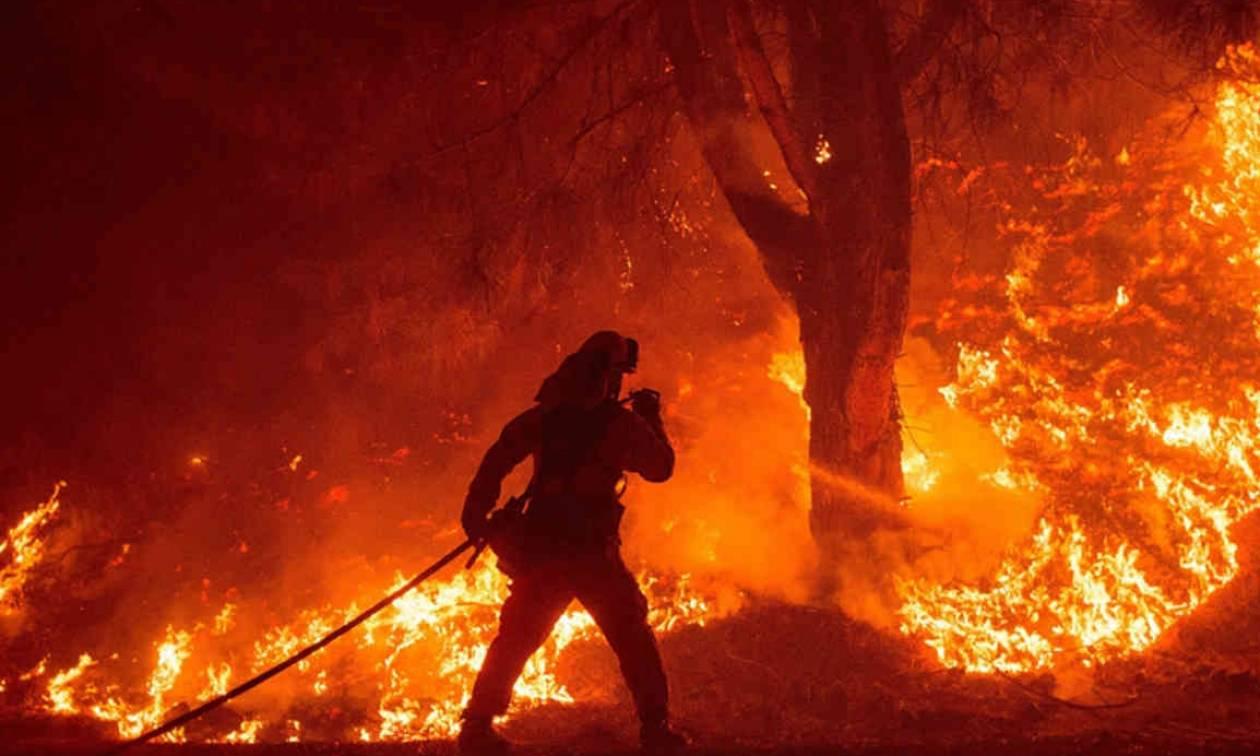 Το 84% των πυρκαγιών ξεκινούν από ανθρώπους...