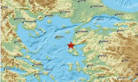 Несколько землетрясений с магнитудой до 4,9 балла по шкале Рихтера произошли на греческих островах