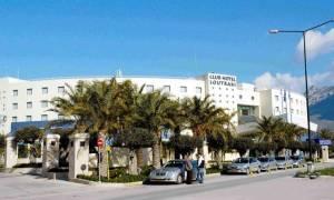 Τρόμος στο καζίνο Λουτρακίου - Άγρια ληστεία υπαλλήλου στην είσοδο