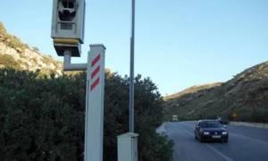 Απίστευτο: Δείτε πού και πόσες κάμερες - ραντάρ ταχύτητας υπάρχουν στις Εθνικές Οδούς της Ελλάδας