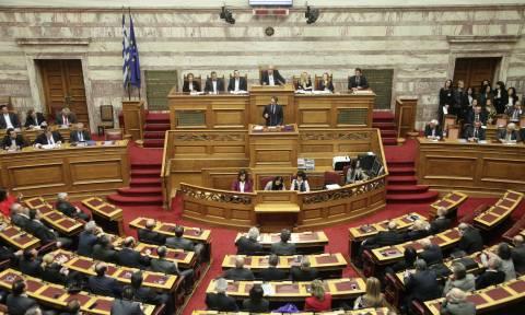 Βουλή: Η Ολομέλεια ανακήρυξε το 2017 ως «Έτος Δωδεκανήσου» (pics)