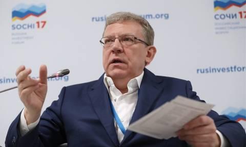 Алексей Кудрин: риски снижения цен на нефть через год высоки