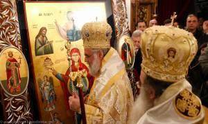 Στις 5 Μαρτίου η Εκκλησία γιορτάζει την Αναστήλωση των εικόνων