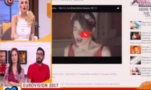 Θρίλερ με τον ελληνικό τελικό της Eurovision - Διέρρευσε ένα από τα τραγούδια!