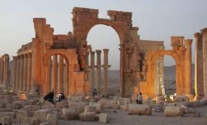 Κρεμλίνο: Ο συριακός στρατός ανακατέλαβε την Παλμύρα