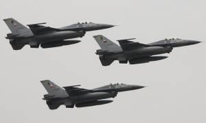 «Φωτιά» στο Αιγαίο: Εικονική αερομαχία και νέο μπαράζ παραβιάσεων
