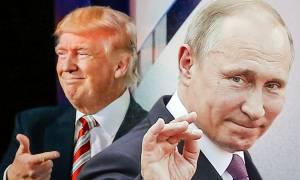 Τραμπ και Πούτιν υποψήφιοι για το Νόμπελ Ειρήνης