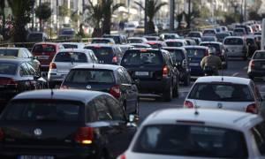 ΣΥΝΕΧΗΣ ΕΝΗΜΕΡΩΣΗ - Απεργία Μετρό, ΗΣΑΠ και Τραμ: Χάος στους δρόμους της Αθήνας