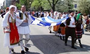 Την Κυριακή 30 Απριλίου η παρέλαση για την 25η Μαρτίου στην Βοστώνη