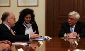 Προκόπης Παυλόπουλος: Χωρίς τη Γαλλία η ευρωζώνη θα έχανε την ταυτότητά της