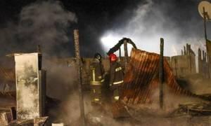 Ιταλία: Δυο νεκροί μετανάστες από πυρκαγιά σε παραγκούπολη στον νότο