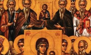 Κυριακή της Ορθοδοξίας σήμερα- Τι εορτάζουμε