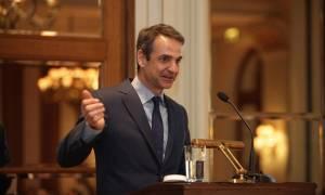 Μητσοτάκης: Ως κυβέρνηση θα μειώσουμε τους φόρους