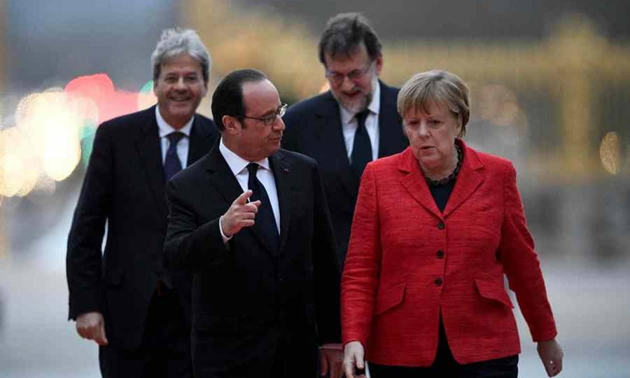 Γαλλία: Ευρώπη πολλών ταχυτήτων θέλουν οι ισχυροί της ΕΕ