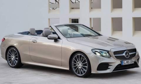 Η νέα ανοιχτή Ε-Class είναι το πιο όμορφο κάμπριο της Mercedes