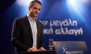 Σε «καυτές» ερωτήσεις πολιτών απάντησε ο Κυριάκος Μητσοτάκης σε live συζήτηση στο Facebook