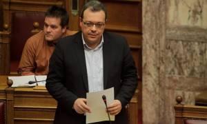 Τι αναφέρει ο Φάμελλος για την εισφορά αλληλεγγύης των βουλευτών