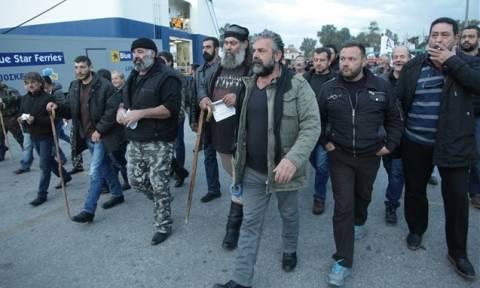 Κρήτη: Αναχώρησαν για το συλλαλητήριο στην Αθήνα οι αγρότες
