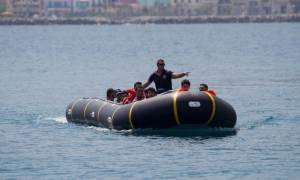 Σύλληψη διακινητή μεταναστών στη Σάμο