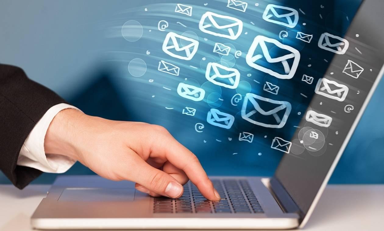 Σοκ: Διέρρευσαν προσωπικά στοιχεία από 1,4 δισ. emails