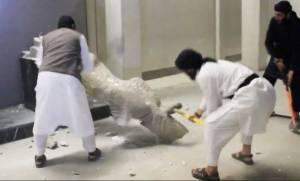Ιράκ: Ο στρατός ανακατέλαβε το μουσείο που είχαν καταστρέψει οι τζιχαντιστές στη Μοσούλη