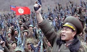 Τον «κώδωνα του κινδύνου» κρούει η Κίνα υπό το φόβο πολεμικής σύρραξης ΗΠΑ – Βόρειας Κορέας
