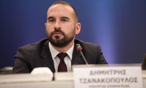 Ο Τζανακόπουλος «αδειάζει» Τσακαλώτο: Ο Τσίπρας δεν ήξερε τίποτα για τα στοιχεία της ΕΛΣΤΑΤ