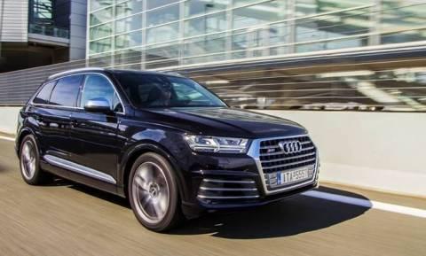 Το high tech Audi SQ7 είναι το πιο δυνατό και γρήγορο SUV με κινητήρα πετρελαίου στον κόσμο