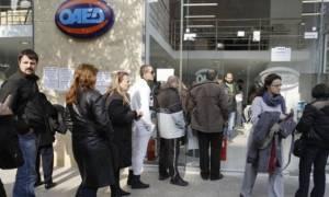 ΟΑΕΔ: Δυνατότητα ένταξης των ανέργων στα προγράμματα του Δημοσίου