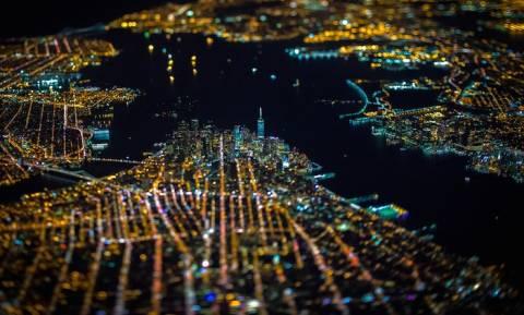 Έχετε δει ποτέ τη Νέα Υόρκη, νύχτα; (photos)
