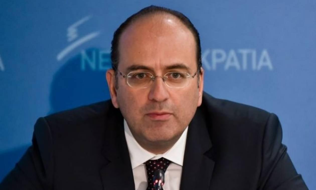 Λαζαρίδης: Η κυβέρνηση προωθεί συμφωνία – «μπάλωμα»