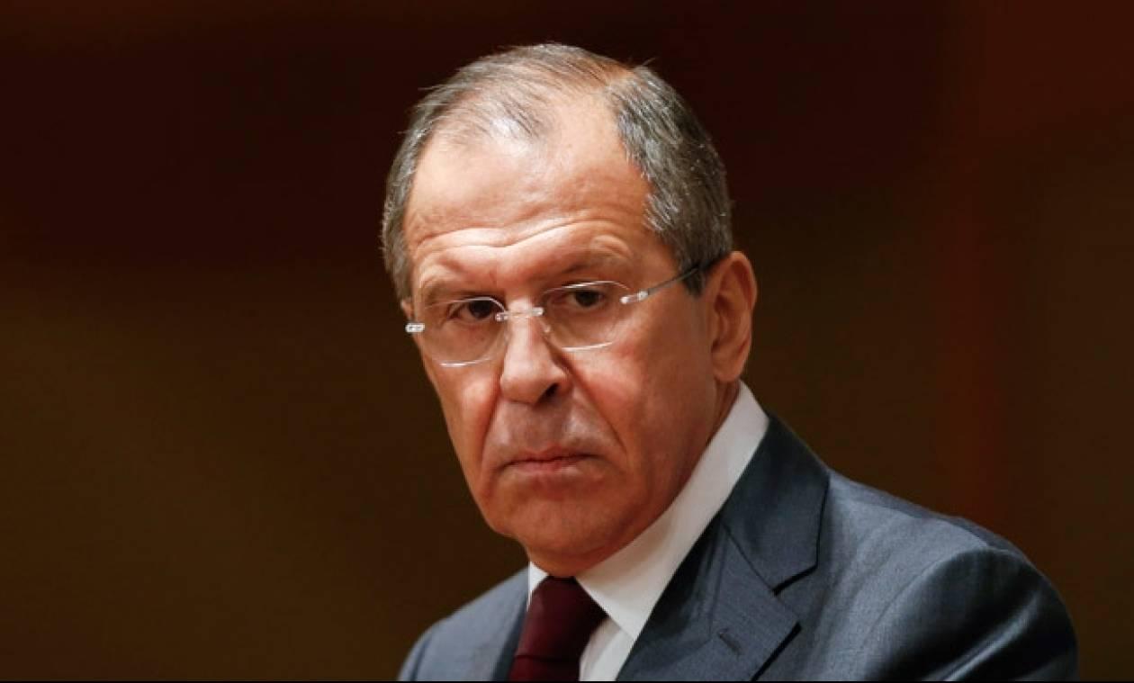 Λαβρόφ για σκάνδαλο CIA-Wikileaks: Δεν παίρνω το κινητό μου σε «ευαίσθητες» συνομιλίες