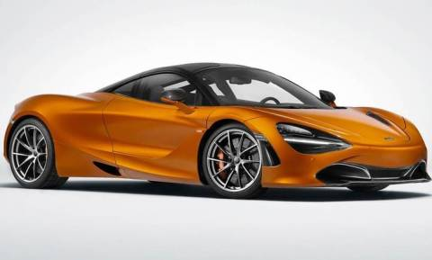 H νέα McLaren 720S έχει 710 ίππους, τελική 341 και 0-100 σε μόλις 2,8 δεύτερα