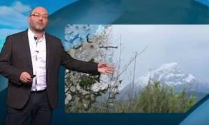 Καιρός: Η προειδοποίηση του Σάκη Αρναούτογλου για την κακοκαιρία... (video)