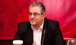 Κουτσούμπας: Η δήθεν αντιμνημονιακή πολιτική της κυβέρνησης οδηγεί τη χώρα σε αδιέξοδο
