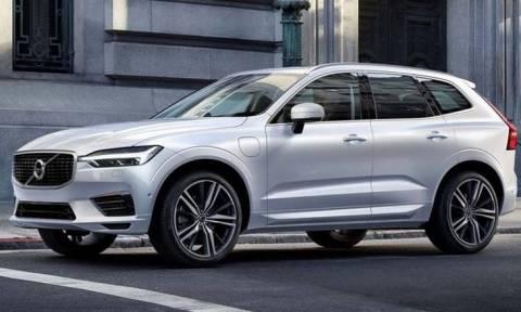 Το ολοκαίνουργιο Volvo XC60 ακολουθεί το πολύ ωραίο στυλ του μεγαλύτερου XC90