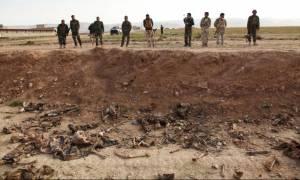 Φρικιαστικό εύρημα στο Ιράκ: Βρέθηκε ομαδικός τάφος εκατοντάδων ανθρώπων
