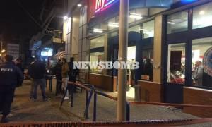 Τα δραματικά δευτερόλεπτα της ληστείας στο Καματερό: Έτσι εξουδετέρωσε η αστυνομία τον δράστη