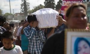 Γουατεμάλα: Μεγαλώνει ο κατάλογος των νεκρών από την πυρκαγιά στον ξενώνα κακοποιημένων παιδιών