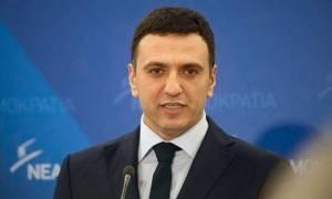 Κικίλιας: Η ΝΔ ζητάει άμεσα πολιτική αλλαγή και εκλογές