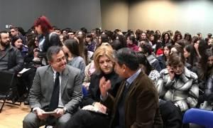 Νίκος Νικολόπουλος: Η Βουλή να «αγκαλιάσει» και να γιορτάσει με τα παιδιά του αυτισμού