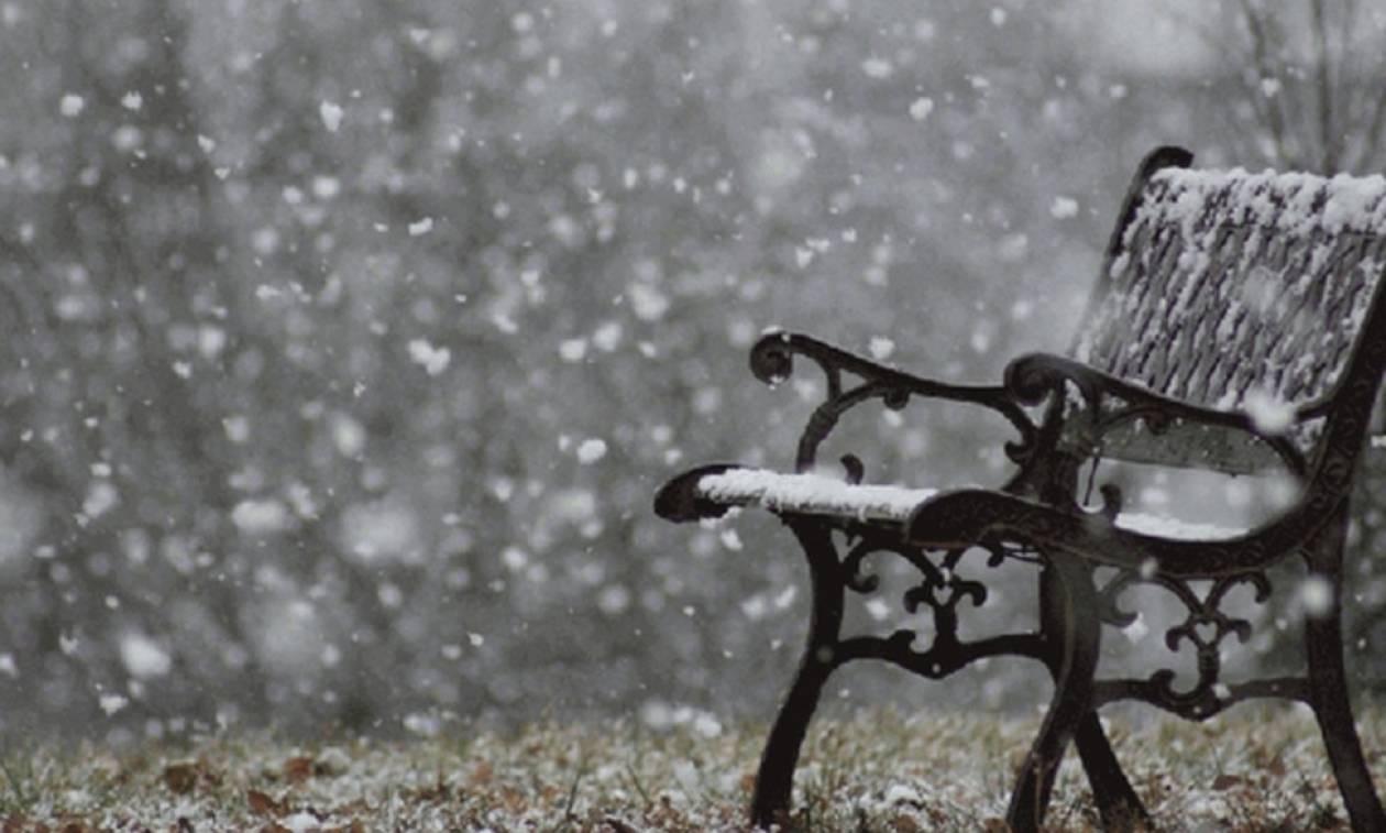 Καιρός – Η ΕΜΥ προειδοποιεί για χιόνια στη Θεσσαλονίκη: Πού θα «χτυπήσει» η κακοκαιρία σε λίγες ώρες