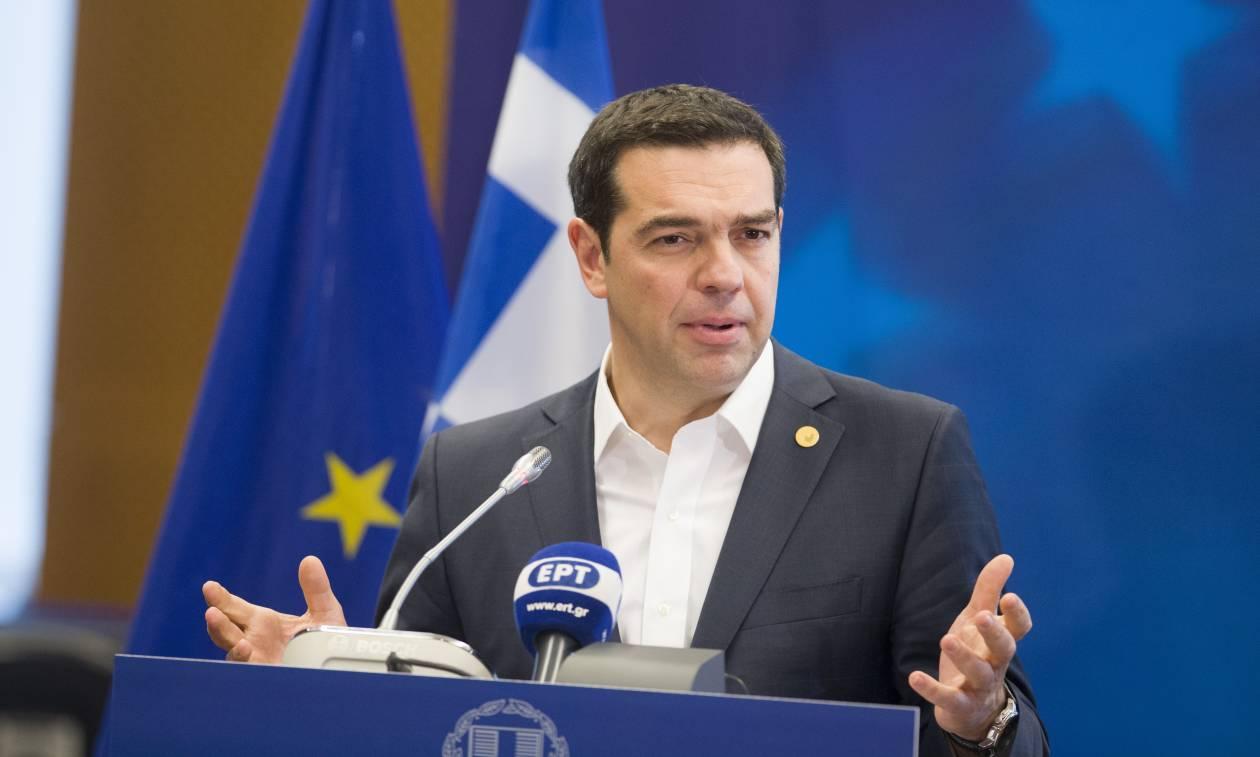 Ο Τσίπρας θέλει την Ελλάδα σε ρόλο «φτωχού συγγενή» στην ΕΕ, αλλά... βλέπει ευκαιρίες!