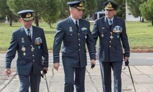 Πολεμική Αεροπορία: Παράδοση-Παραλαβή Διοίκησης της ΣΔΙΕΠ/ΠΑ (pics)
