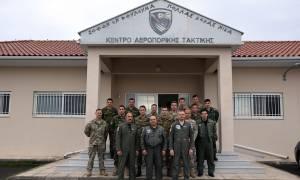 Πολεμική Αεροπορία: Απονομή πτυχίων στους απόφοιτους του σχολείου επιχειρήσεων αέρος-επιφάνειας