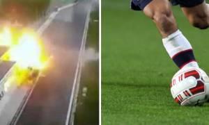 Τροχαίο Θήβα: Αυτός είναι ο ποδοσφαιριστής που φέρεται να έκανε κόντρες με την Πόρσε