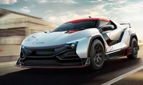 To Racemo Concept είναι το πρώτο σπορ μοντέλο της ινδικής Τata