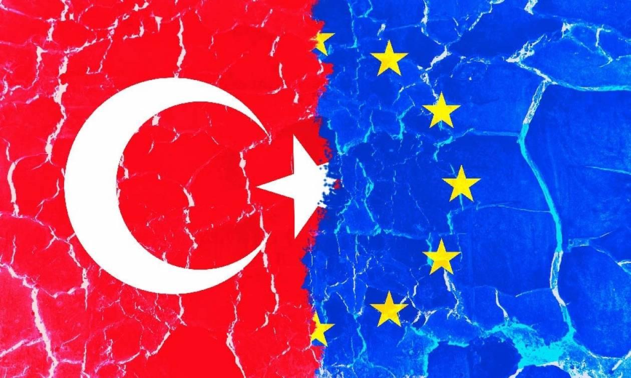 Μετά την Ολλανδία και τη Γερμανία η Τουρκία ανοίγει «πόλεμο» και με την Ευρωπαϊκή Ένωση