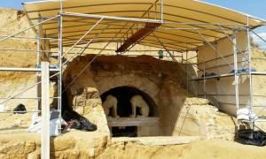 Αμφίπολη: Καταγγελίες - «φωτιά» της Περιστέρη τρία χρόνια μετά!
